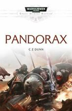 Pandorax by C.Z. Dunn (English) Paperback Book Free Shipping! New