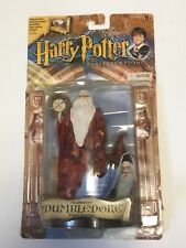 Harry Potter And The Sorcerer'S Stone 2001 Dumbledore Figure Complete