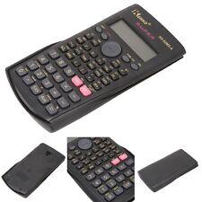 Student Scientific Calculator Multi-Function 2-Line Display 12 Digit Electronic