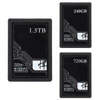 SATA III SSD 240GB/720GB/1.5TB 2.5 Inch HDD Hard Disk for Notebook Desktop CM