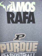 REDUCED**** New NIKE Reg Fit Purdue Basketball T-Shirt - XS.. - FREE SHIP - NEW
