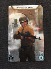 Star Wars Legion Recruitment Promo - Rebel Trooper Upgrade Prize Card