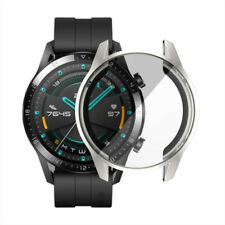 TPU Protective Full Coverage Screen Protector Case For Huawei Watch GT 2 46mm