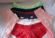 Victoria's Secret LARGE Panties CHEEKY CHEEKINI LOW RISE CHEEKINI LACIE