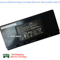 "Genuine B41N1327 Battery 15.2V 45Wh for ASUS ROG 15.6"" B551 B551L B551LG Series"