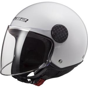 Casco LS2 Helmet Sphere Lux OF558 - Bianco