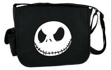 Jack Skellington Evil Grin Messenger Bag Cross Body Nightmare Before Christmas