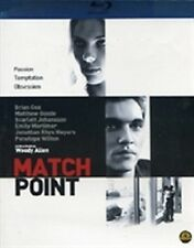Match Point (Blu-Ray Disc)