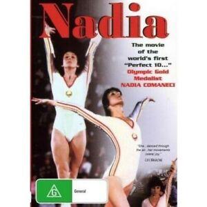 Nadia Olympic Gold Medallist Nadia Comeneci (Classic Film Dvd)