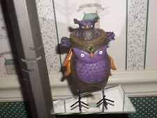 DEPT 56-SISTERS OF WITCH HOLLOW-HOOT & HOLLER OWL-NEW