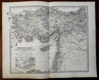 Extreme Def. PDF Armenia Greece Istambul Anatolia Ottoman Empire 1853