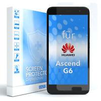1x SCHUTZGLAS PANZER DISPLAYFOLIE ECHT GLAS 9H FÜR Huawei Ascend G620S