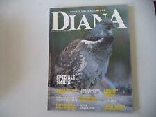 RIVISTA DIANA LA NATURA LA CACCIA - N° 12 - 11 GIUGNO 1992