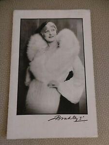 Vintage Bradley's of London Fur Catalog Models & Illustrations 1929 VG+