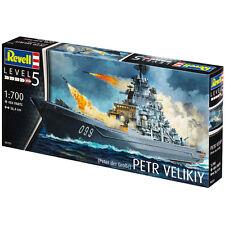 Revell petr velikiy model kit (niveau 5) (échelle 1:700) 05151 new