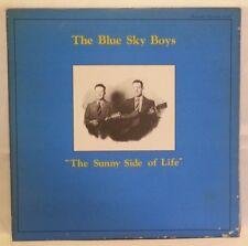 THE BLUE SKY BOYS - RARE vintage vinyl LP - The Sunny Side of Life