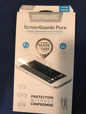 BodyGuardz Pure Protection Tempered Glass Screen Protector HTC One A9 New