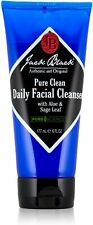 Pure Clean Daily Facial Cleanser, Jack Black, 6 oz