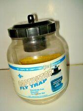 "Farnam Captivator 5"" Dia X 7 1/2"" H Reusable 2 Qt Capacity Fly Trap 2003"