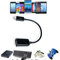 USB  OTG Adapter Cable For Samsung Galaxy Tab 3 Lite SM-T110 SM-T111 Tablet_x9