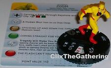 ZOOM #047 The Flash DC HeroClix Rare