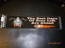 "Harley-Davidson Sticker//Decal /"" Mechaniced Rockers /"" Dc1197662"