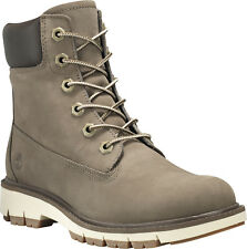 Timberland Lucia Way 6in WP Boot Canteen Waterbuck 6 Wide