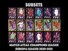MATCH ATTAX 2020/21 CHOOSE YOUR SUBSETS STAR PLAYER RISING STAR CARD