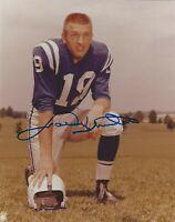 Johnny Unitas Autographed Signed 8x10 Photo HOF Colts REPRINT
