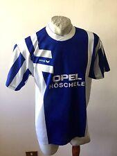 MAGLIA CALCIO OPEL ERIMA trikot jersey maillot football shirt vintage