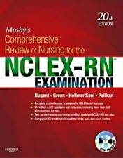 Mosby's Comprehensive Review of Nursing for the NCLEX-RN Examination, 20e Mosby