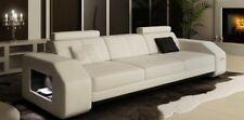 Ledersofa Sofagarnitur 3+2+1 Leder Couch Polster Sitz Designer Garnitur JarksonW