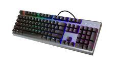 NEW COOLER MASTER CK-350-KKOR1 MECHANICAL Keyboard Red Switch RGB BACKLIGHTING