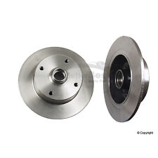 One New TRW Disc Brake Rotor Front RPDI00133 113407075BR for Volkswagen VW