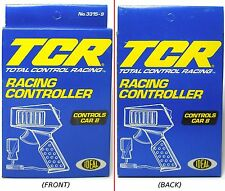 1 Ideal TCR 1977 Total Control RACING CONTROLLER B-Car Unused Boxed 3315-9