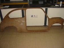 PARAFANGO/FIANCATA COMPLETA DX(rear wing /fender/Kotflügel)FIAT 600 C/VENTO ORIG