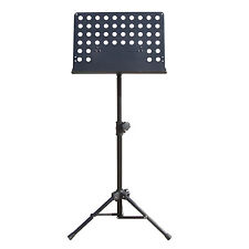 Orchestral Conductors Metal Sheet Music Stand Height & Angle Adjustment #NJS080