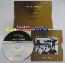 CD I NUOVI ANGELI Gold italia collection 2006 italy GIC 8017 mc lp dvd vhs