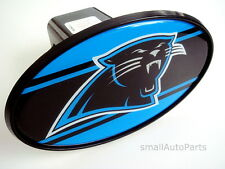 "CAROLINA PANTHERS NFL TOW HITCH COVER car/truck/suv trailer 2"" receiver plug cap"
