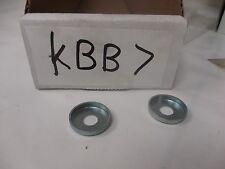 NOS Kawasaki KX125 KDX175 Brake Pedal Fitting Cap 11012-1116 Set Of 2