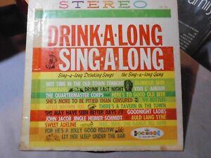 The sing A-Long Gang (224) Drink-a-long Sing-a-long CrownRec. CST 222