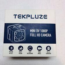 Tekpluze Mini cube camera- HD Night vision 1080P