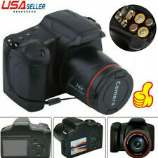 Digital Camera 3 Inch Tft Lcd Screen Hd 16Mp 1080P 16X Zoom Anti-shake