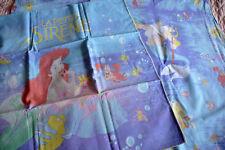 Disney CTI reversible duvet cover + pillowcase the little mermaid