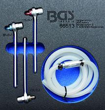 BGS Bremsen-Entlüfterschlüssel-Satz 8-10-11 mm 4-tlg Bremse entlüften Entlüftung