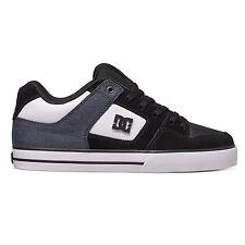 Dc Shoes Pure SE Baskets basses Homme Noir Black White 40 eu