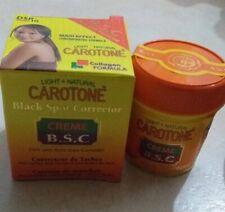 1x Caro Black spot Corrector Beauty tone face cream. The Original  30ml