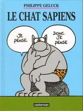--  LE CHAT SAPIENS  --  HS7  -- EO -- PETIT FORMAT --