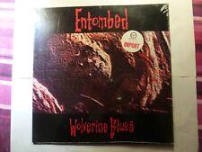 Entombed Wolverine blues  vinyl uk  original 1993 scellé.