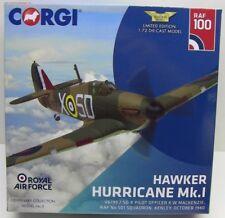 Corgi Hawker Hurricane Mk.I V6799 / SD-X 100 Years of the RAF 1/72 AA27607